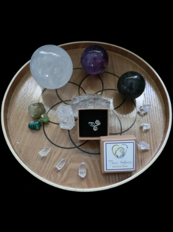 Reiki Infused Hand-crafted Jewellery
